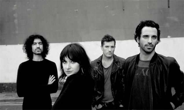 Howling Bells Announce 19th August London Show And New Single 'Original Sin' Out In The UK  On 6th October 2014