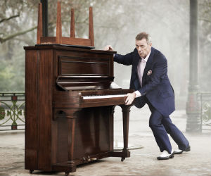 Hugh Laurie Announces May 6th 2013 Release Of New Album 'Didn't It Rain' Plus June UK Tour