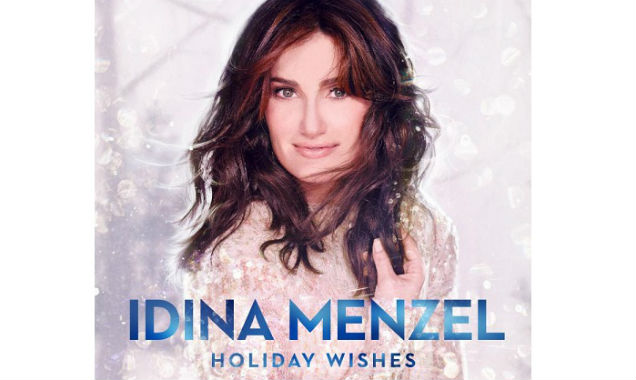 Idina Menzel To Release Christmas Album 'Holiday Wishes' In The Us On October 14th 2014
