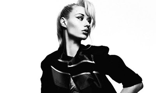 Iggy Azalea Announces New Single 'Black Widow Feat. Rita Ora Released In The UK 14th September 2014