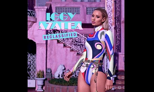 Iggy Azalea Announces New Album 'Reclassified' Out 24th November 2014