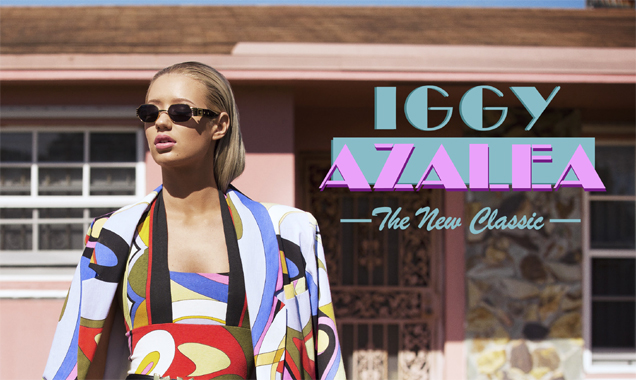 Iggy Azalea Debut Album 'The New Classic' Releases 21st April 2014