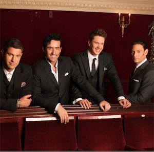 Il Divo Announce New Album 'A Musical Affair' And Broadway Shows