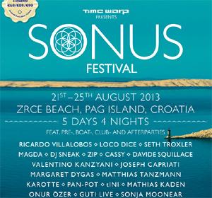 Introducing Sonus Festival, Croatia 2013