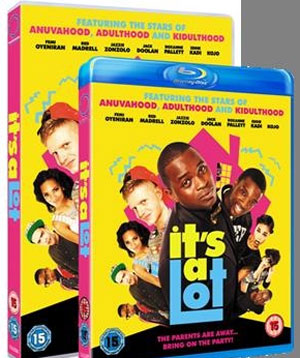 It's A Lot Is Available On Dvd And Blu-Ray From 17th February 2014