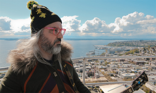 J Mascis Announces January 2015 UK Tour