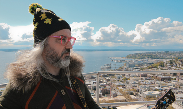 J Mascis Announces New Solo Album 'Tied To A Star' For August 2014 Plus Stream 'Every Morning' [Listen]