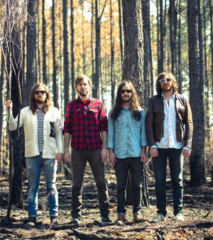J. Roddy Walston & The Business Announce Uk Dates For February 2014