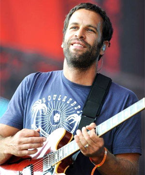 Jack Johnson Announces Us/uk 2013 Fall Headline Tour