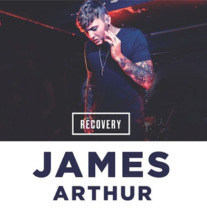 James Arthur Announces New Single 'Recovery' Out December 15th 2013