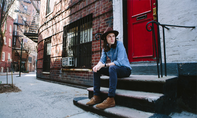 James Bay Announces Debut Album 'Chaos And The Calm' Out 23rd March 2015