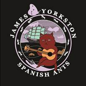 James Yorkston releases his Spanish Ants EP on Monday the 22nd of April 2013