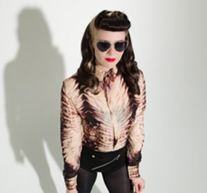 Kate Nash Spring 2013 Tour Dates - Amended