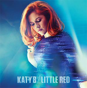 Katy B 'Little Red' Album Announced Plus Tracklist And Artwork