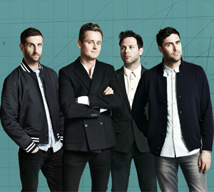 Keane Release New Single 'Higher Than The Sun'
