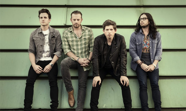 Kings Of Leon Announce Summer 2014  Amphitheater Tour - Tickets On Sale  April 25th 2014
