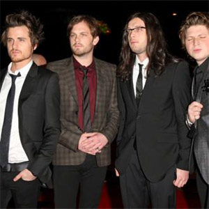 Kings Of Leon Confirmed To Headline Tennent's Vital 2013
