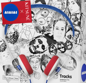 Kitsune And Aiaiai Launch Limited Edition Headphones