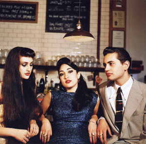 Kitty Daisy & Lewis Release New Single 'Messing With My Life' On 20th June 2011