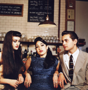 Kitty Daisy & Lewis Announce New Single 'Don't Make A Fool Out Of Me' Out 24th October 2011