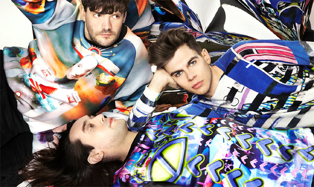 Klaxons Announce New Single 'There Is No Other Time' Released March 23rd 2014