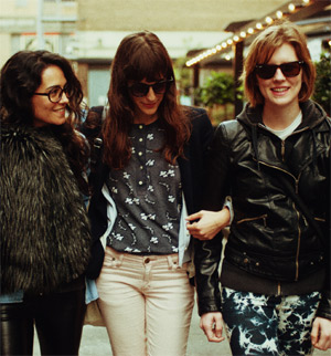 Las Kellies Add London And Brighton Shows For October 2013