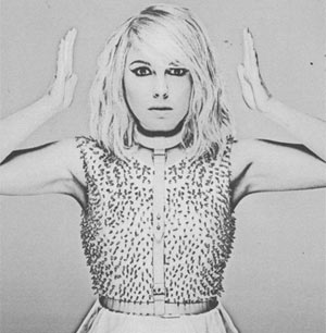 Little Boots Announces New Single 'Headphones' Released 3rd June 2012