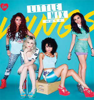 X Factor Uk Winners 'Little Mix' Us Debut Single 'Wings' Available February 5th, 2013