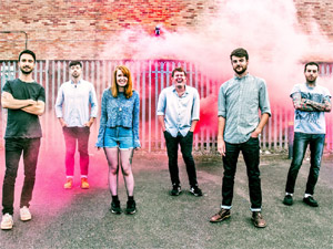 Los Campesinos New December 2013 Uk Live Dates Announced