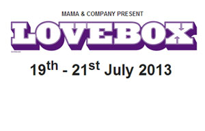 Lovebox 2013 Announces Further Line-Up Additions Including So Solid Crew, Ghostpoet Plus Many More..
