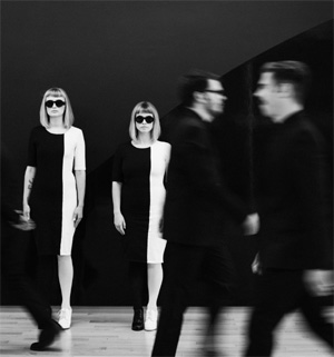 Lucius Announce Debut Album 'Wildewoman' Released 31st March 2014