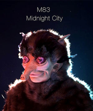 M83 'Midnight City' Goes Gold! With Over 500,000 Downloads!