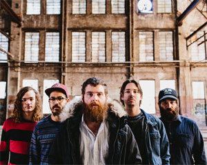 Manchester Orchestra To Release New Album 'Cope' On April 1st 2014