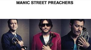 Manic Street Preachers Announce 2013 Uk September Tour