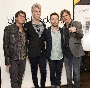 Matchbox Twenty Announce April 2013 Uk Tour
