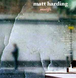 Matt Harding Announces New Album 'Motifs' Out Feb 24th 2014