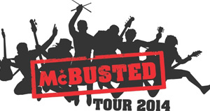 Mcbusted Add Extra Dates Due To Phenomenal Demand