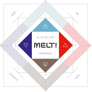 Melt! Festival Announces First Acts For 2014, Portishead, Royksopp, Robyn, Haim Plus Many More