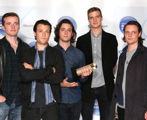The Maccabees, Michael Kiwanuka And Alt-J To Headline Barclaycard Mercury Prize 'Albums Of The Year Live' Gig On Wednesday 24 October
