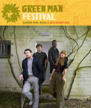 Metronomy Unveiled As Greens Man Special Guests For Summer 2012!