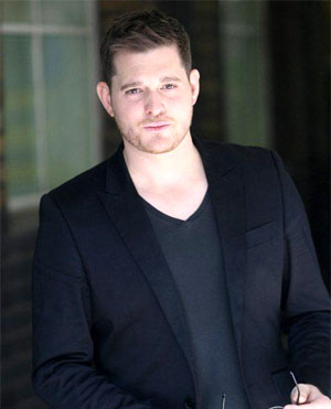 Michael Buble Announces Uk Spring 2014 Arena Shows