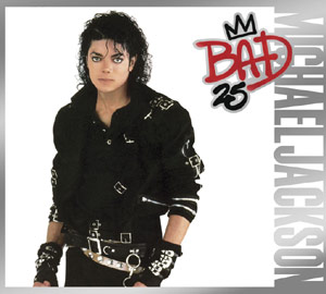 Michael Jackson Bad 25 Tracklisting Revealed