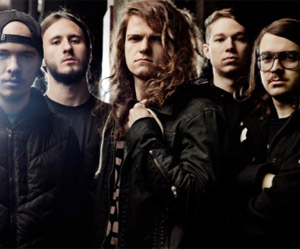 Miss May I Announce Tour With Bullet For My Valentine March 2012