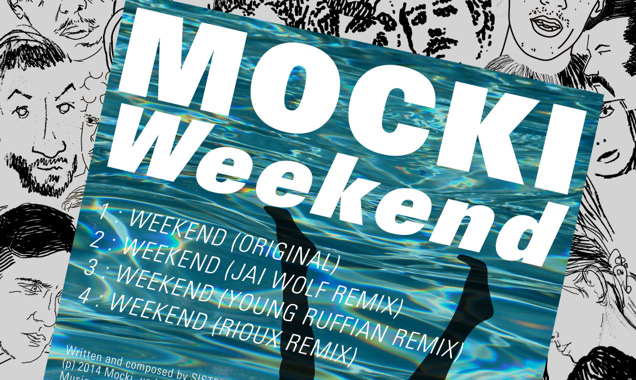 Mocki Announce Debut Single 'Weekend' Plus Releases Stream Of Jai Wolf Remix [Listen]