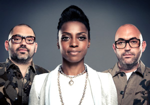 Morcheeba Announce New Album 'Head Up High' Released October 14th 2013