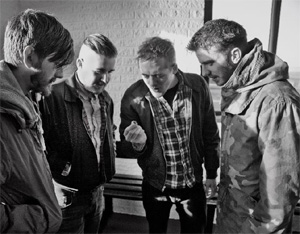 More Than Conquerors Announce Debut Album 'Everything I've Learnt' Released 30th September 2013