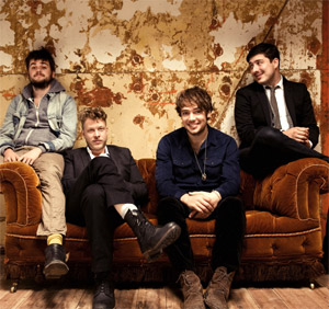 Mumford & Sons Announce 2013 'Gentlemen Of The Road Stopover' Shows