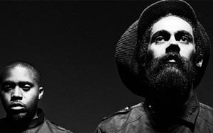Nas & Damian 'Jr. Gong' Marley Announce 2010 UK Live Dates