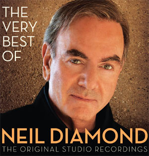 Neil Diamond New Album 'The Very Best Of: The Original Studio Recordings' Out On 26th November 2012