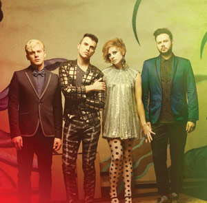 Neon Trees Announce February 2013 Uk Tour Dates